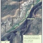 unaweep ranch Aerial